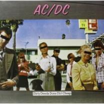 AC/DC - DIRTY DEEDS DONE DIRT CHEAP 1976/2003 (5107601) SONY MUSIC/EU MINT