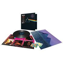 PINK FLOYD - THE DARK SIDE OF THE MOON 1973 (50999 029876 1 3, 2011 REMASTER, 180 gm.) EMI/EU MINT