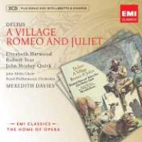 5099908796929 : DAVIES/HARWOOD/TEAR/SHIRLEY : A VILLAGE ROMEO AND JULIET