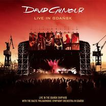 5099923548824 : GILMOUR DAVID : LIVE IN GDANSK