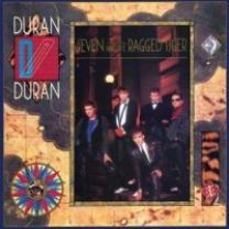 DURAN DURAN - SEVEN AND THE RAGGED TIGER 1983/2010 (EMCD 165454) EMI/EU MINT