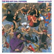 RED HOT CHILI PEPPERS - FREAKY STYLEY 1985 (509996 9817113) EMI AMERICA/EU MINT