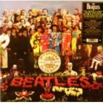 BEATLES – SGT. PEPPERS LONELY HEARTS CLUB BAND 1967 (PCS 7027, REMASTERED, 180 gr.) APPLE/EU MINT