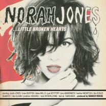 NORAH JONES - LITTLE BROKEN HEARTS 2 LP Set 2012 (5099973154815) GAT, BLUE NOTE/EU MINT