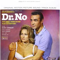 O. S. T. – DR. NO - JAMES BOND 1962/2013 (5099992841918) UNIVERSAL/EU MINT