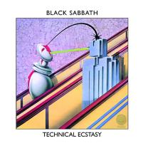 BLACK SABBATH - TECHNICAL ECSTASY 1976/2015 (BMGRM059LP, LP+CD, 180 gm.) BMG/EU MINT