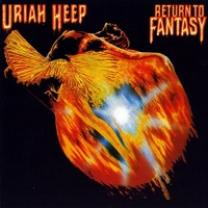 URIAH HEEP - RETURN TO FANTASY 1975/2015 (BMGRM092LP, 180 gm.) GAT, BMG/SANCTUARY/EU MINT