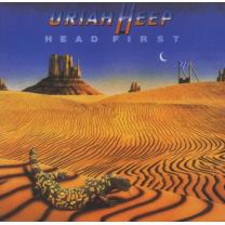 URIAH HEEP – HEAD FIRST 1983/2015 (BMGRM095LP, 180 gm.) BMG/SANCTUARY/EU MINT