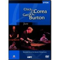 5450270008360 : COREA CHICK & BURTON GARY : LIVE AT THE MUNICH PHILHARMONIE 1997