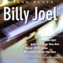 5706238300817 : PIANO PLAYS : BILLY JOEL