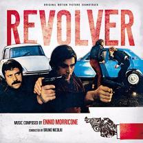 ENNIO MORRICONE - REVOLVER O. S. T. 1973/2015 (RED220C) DAGORED/ITALY MINT