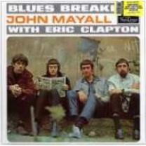 JOHN MAYALL WITH ERIC CLAPTON -  BLUES BREAKERS 1966/2008 (900020, REMASTERED) VINYL LOVERS/EU MINT