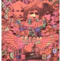CREAM - DISRAELI GEARS 1967 (MONO LR140 , RE-ISSUE) LILITH/EU M/VG+