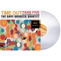 DAVE BRUBECK - TIME OUT 1959/2011 (VNL 12206 LP) ERMITAGE/EU MINT