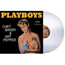CHET BAKER & ART PEPPER - PLAYBOYS 1956/2016 (VNL 12209, 180 gm.) DOM/EU MINT