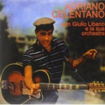 ADRIANO CELENTANO – CON GIULIO LIBANO E LA SUA ORCHESTRA 1960/2012 (VNL 12215 LP, 180 gr.) EU MINT