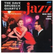DAVE BRUBECK - JAZZ: RED, HOT AND COOL 1956 (JWR 4512, 180 gm. RE-ISSUE) JWR/EU MINT