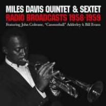 8436006496325 : DAVIS MILES : RADIO BROADCASTS 1958-1959