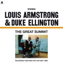 LOUIS ARMSTRONG / DUKE ELLINGTON - THE GREAT SUMMIT 1961/2012 (771738, 180 gm.) WAXTIME/EU MINT