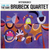 DAVE BRUBECK QUARTET -  TIME OUT 1959 (JWR 4525, 180 gm. RE-ISSUE) JWR/EU MINT