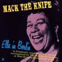 ELLA FITZGERALD - MACK THE KNIFE: ELLA IN BERLIN 1960/2011 (771694, 180 gm.) WAXTIME/EU MINT