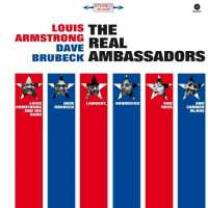 LOUIS ARMSTRONG / DAVE BRUBEK - THE REAL AMBASSADORS 1962/2012 (771724, 180 gm.) WAX TIME/EU MINT