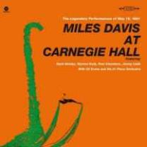 MILES DAVIS - AT CARNEGIE HALL 1962/2012 (771726, 180 gm.) WAX TIME/EU MINT