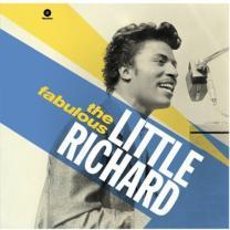 LITTLE RICHARD - THE FABULOUS LITTLE RICHARD (+ 3 BONUS TRACK) 1959 (8436542015431, 180 gm.  RE-ISUU