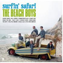 BEACH BOYS - SURFIN SAFARI 1962/2014 (8436542016087, 180 gm.) WAX TIME/EU MINT