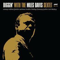 MILES DAVIS – DIGGIN' WITH THE MILES DAVIS SEXTET 1951/2015 (JWR 4559) JAZZWAX/EU MINT
