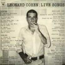 LEONARD COHEN - LIVE SONGS 1973/2011 (MOVLP327, 180 gm.) MUSIC ON VINYL/EU MINT