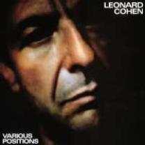 LEONARD COHEN - VARIOUS POSITIONS 1984/2012 (MOVLP504, 180 gm.) MUSIC ON VINYL/EU MINT