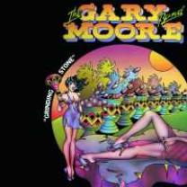 GARY MOORE BAND - GRINDING STONE 1973/2013 (MOVLP798, 180 gm.) MUSIC ON VINYL/EU MINT