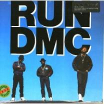 RUN DMC - TOUGHER THAN LEATHER 1988/2014 (MOVLP760, 180 gm.) MUSIC ON VINYL/EU MINT