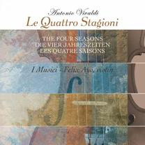 ANTONIO VIVALDI - LE QUATTRO STAGIONI - THE FOUR SEASONS 1959/2015 (VPS 85010) VINYL PASSION/EU MINT