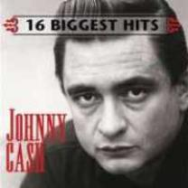 JOHNNY CASH - 16 BIGGEST HITS 1999/2008 (MOVLP1342, 180 gm. Audiophile Ed.) MUSIC ON VINYL/EU MINT