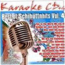 9005591090660 : VARIOUS ARTISTS : BEST OF SCHIHUETTNHITS VOL 4 - KARAOKE CD
