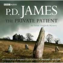 9781408410080 : P. D. JAMES : PRIVATE PATIENT