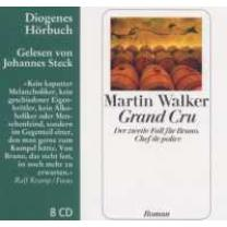 9783257802924 : MARTIN WALKER : GRAND CRU.8CD-A.
