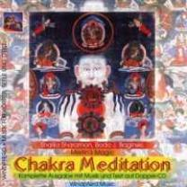 9783893858842 : SHALILA SHARAMON BODO J. BAGINSKI : MERLIN'S MAGIC:CHAKRA MEDITATION