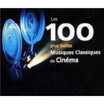 Ost :: 100 Plus Belles Musiques Classiques Du Cinema :: Cd